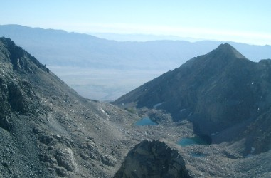 Owens Valley from east